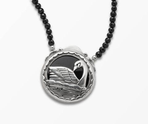 Swan Princess Handcrafted Necklace