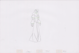 Pencil Art Odette (Sequence 7-75)