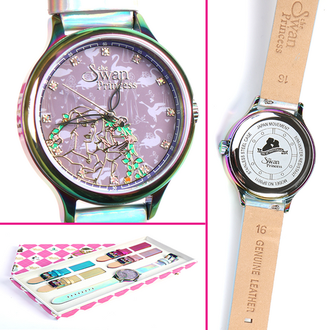 Limited Edition Purple Swan Watch