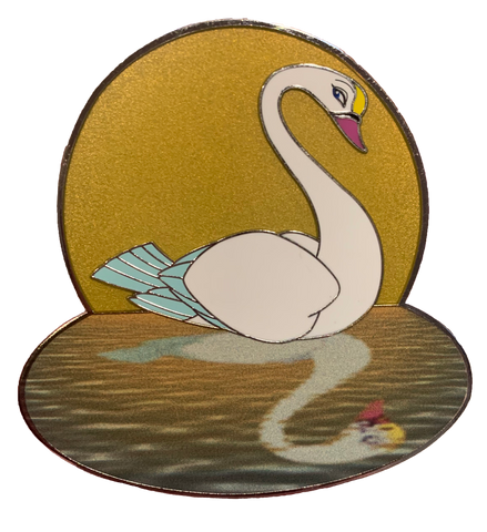 Odette the Swan Limited Edition Pin