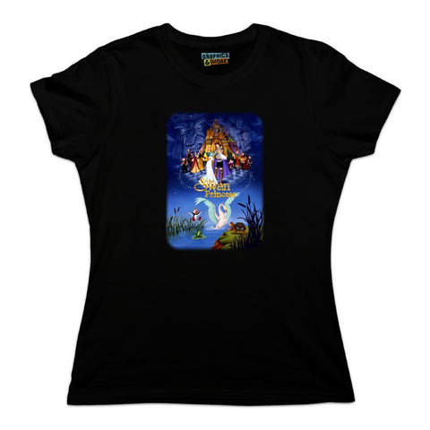 Women's Movie Poster T-shirt
