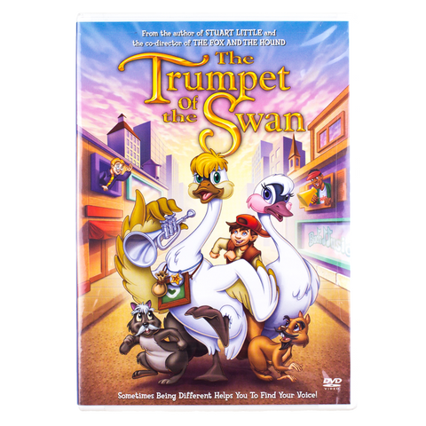 Trumpet of the Swan DVD