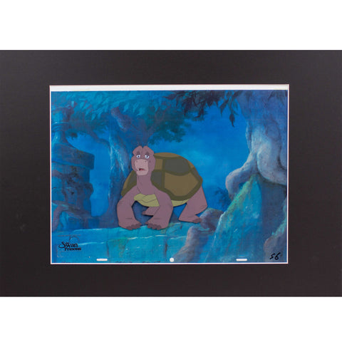 Animated Art Cel Secret of the Castle