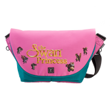Swan Princess Messenger Bag