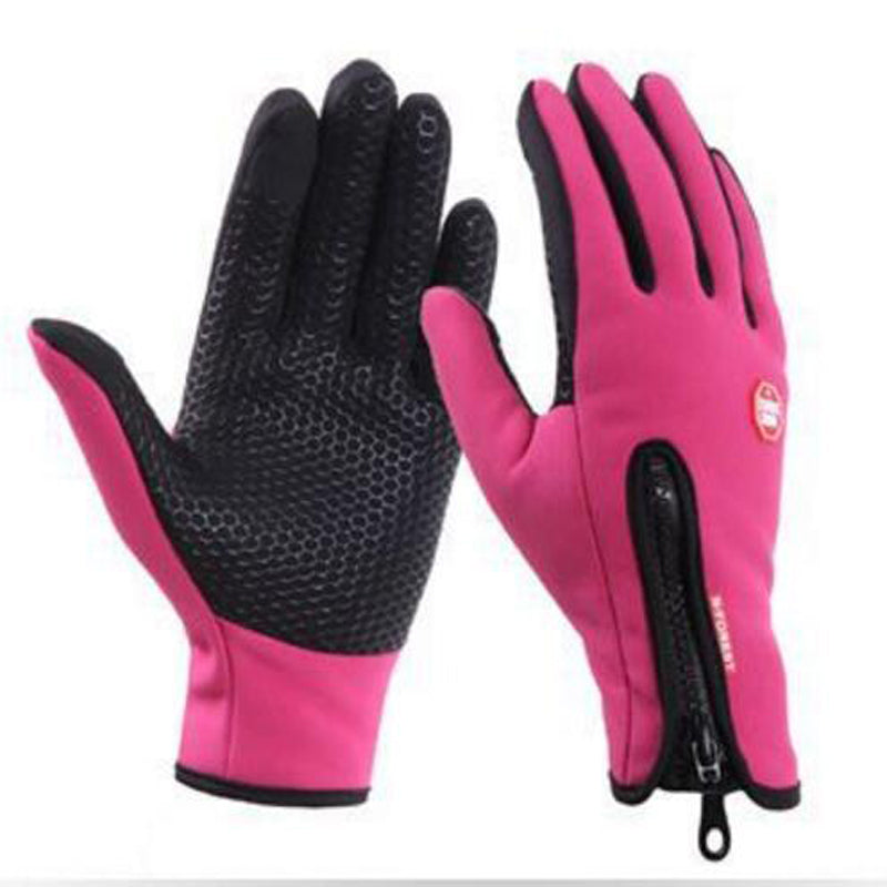 HorseCare Touch-Screen Riding Gloves - HorseCare Shop