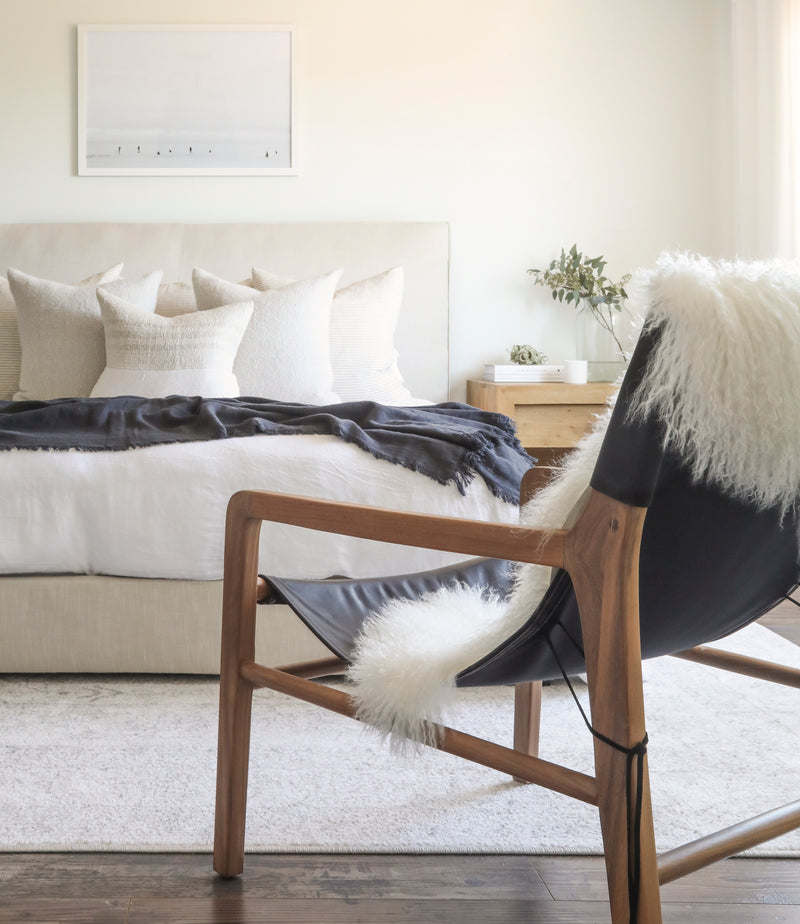 Home Tour | A Dreamy Bedroom Retreat with Michelle Janeen
