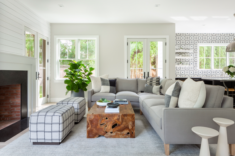 Step Inside This Modern Amagansett Retreat