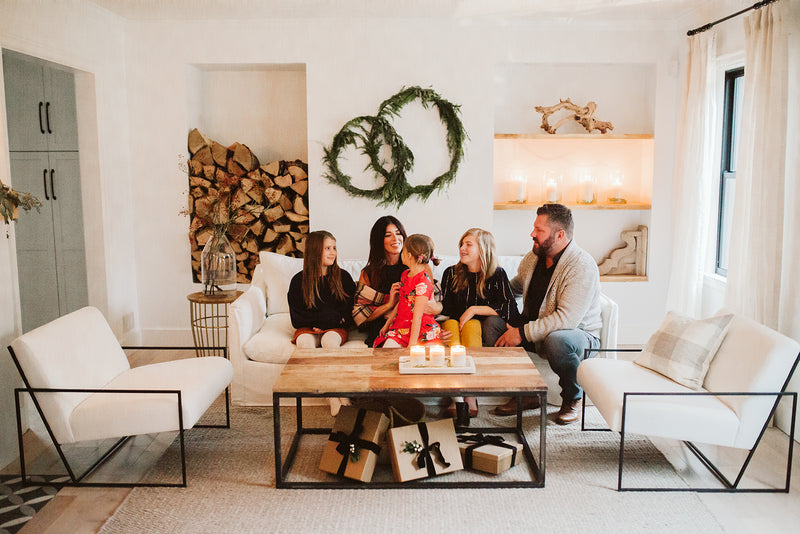 Holiday Decor with House Seven Design