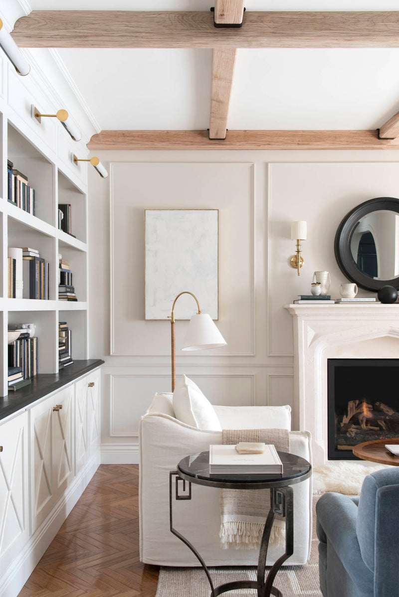 Home Tour | Room for Tuesday's Modern Classic Living Room