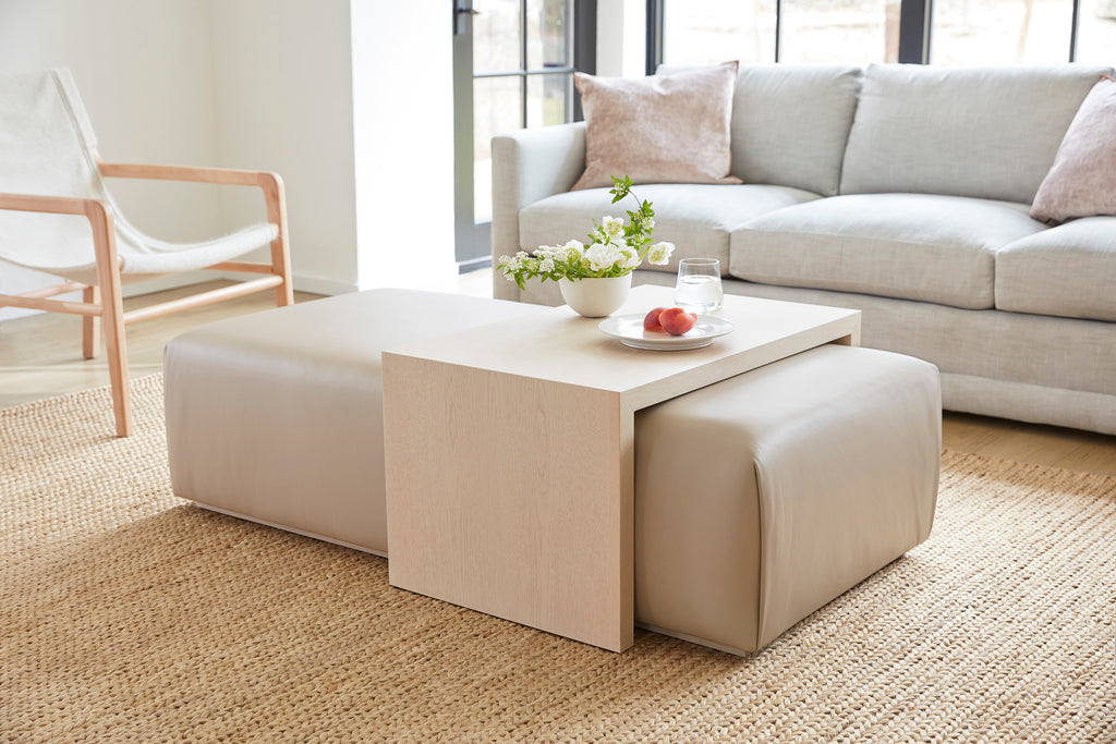Bowery Coffee Table Ottoman