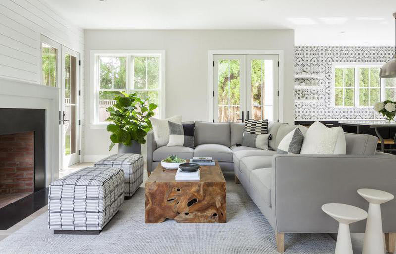 The Crosby Sectional Sofa from Maiden Home