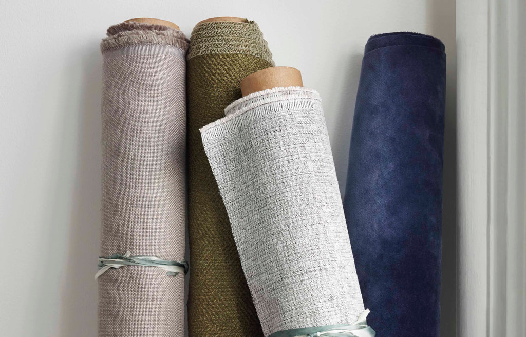 Maiden Home fabric assortment