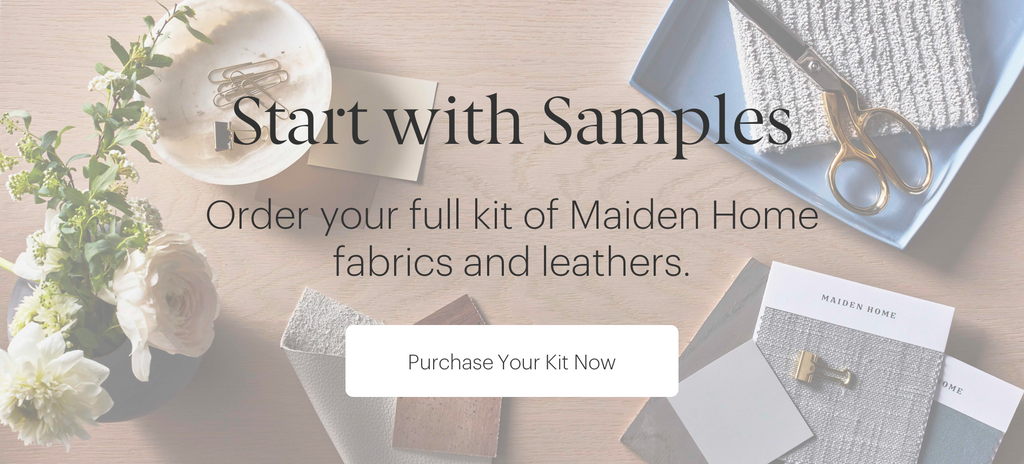 Order your full maiden home swatch kit