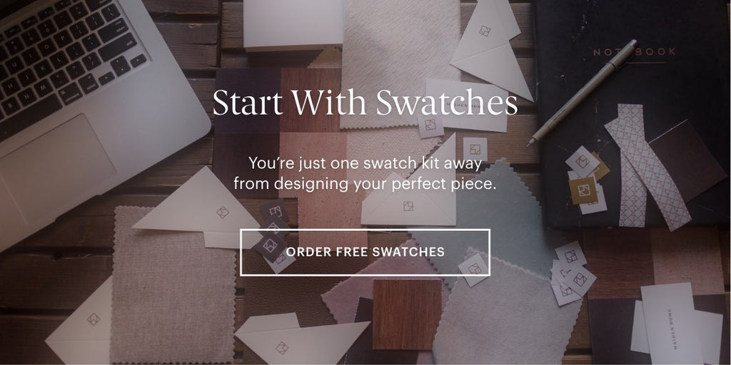 Start with swatches