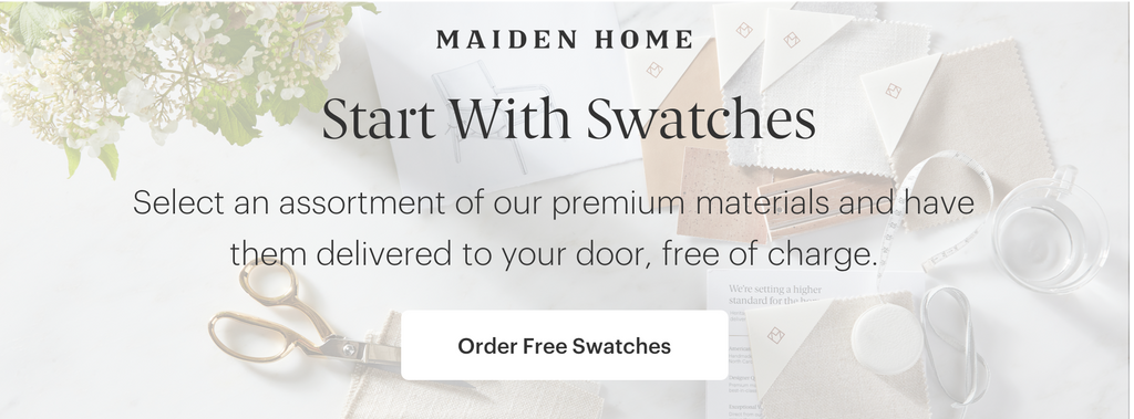 Maiden Home leather guide