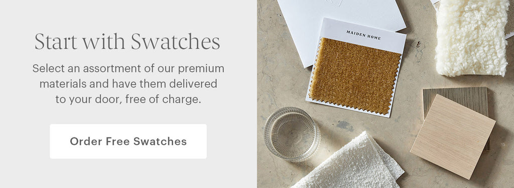 Start with Free Swatches