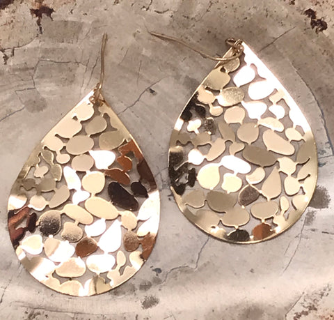 Mirrored Earring