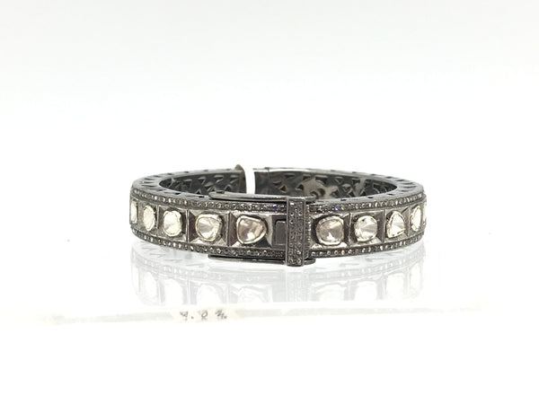 Polki Diamond Bangle