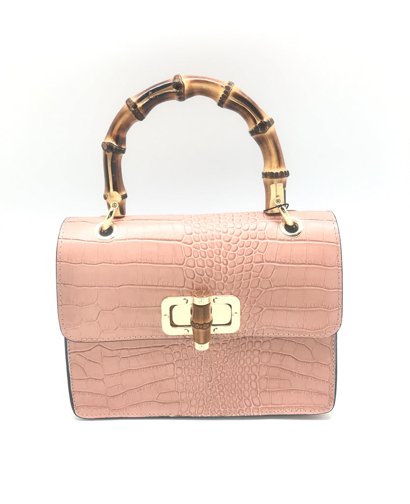 Leather Structured Purse