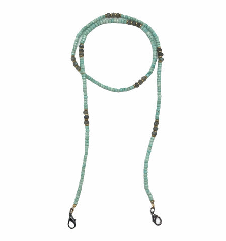 Seafoam Mask Chain