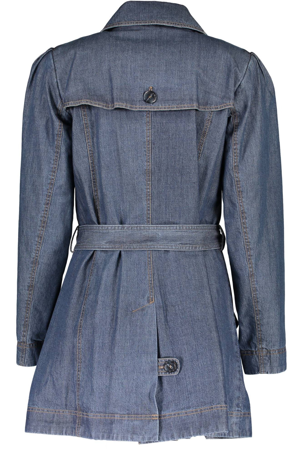 GANT Trench Damen - Blau -  SF-1002.475183_901