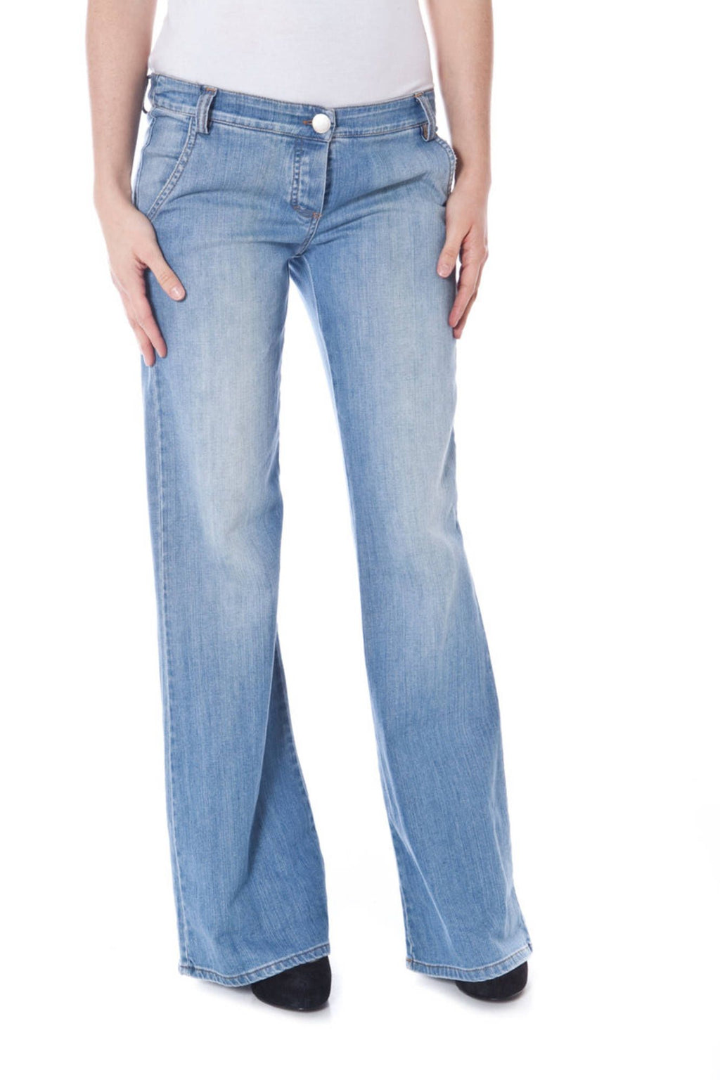 DENNY ROSE Denim Jeans Damen - Blau - SF7460