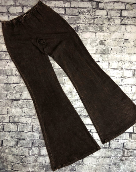 miracle bells bell bottoms dark was jeans flare women's clothing apparel clothes pixie boutique boerne shop online or in store