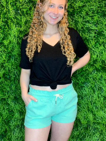 boardwalk shorts bottoms | shop women's clothing clothes apparel online or in store boerne pixie boutique | a favorite of locals and san antonio visitors too