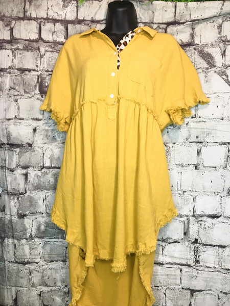 shop women's and girls' clothing clothes apparel gifts accessories jewelry online or in store at boerne pixie boutique | a favorite of locals and san antonio visitors too | best boerne boutiques | linen button dress pink yellow