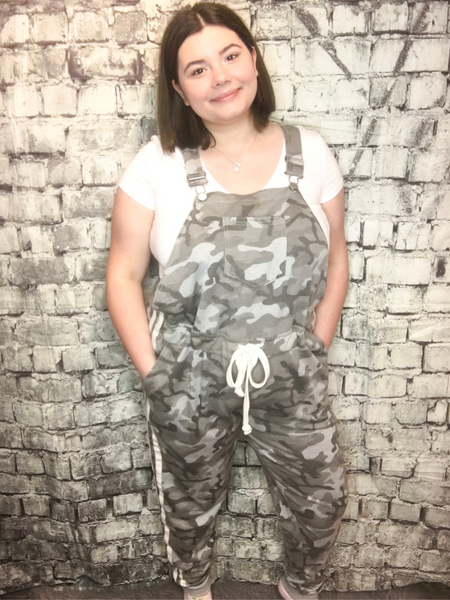 shop women's and girls' clothing clothes apparel gifts accessories jewelry online or in store at boerne pixie boutique | a favorite of locals and san antonio visitors too | best boerne boutiques | camo overalls plus