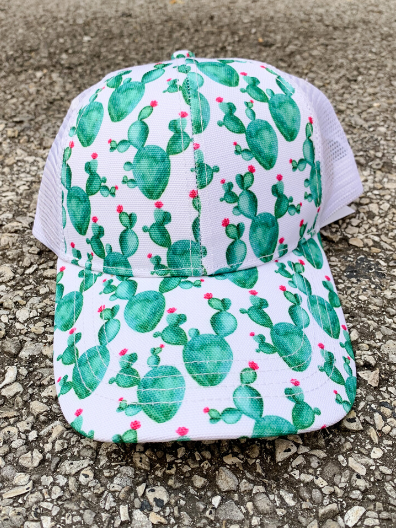 cactus country cruisin' cap hat baseball cap | shop women's clothing clothes apparel online or in store at boerne pixie boutique | a favorite of locals and san antonio visitors too