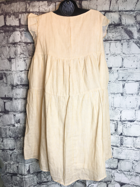 Plus Embroidered Sunshine Dress
