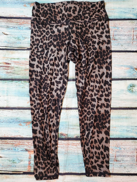 leopard print leggings pants bottoms lounge wear pajamas pj's | shop women's clothing clothes apparel accessories and gifts online or in store at boerne pixie boutique | a favorite of locals and san antonio visitors too