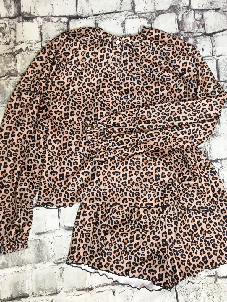 cozy leopard print lounge set pajamas | shop women's clothing clothes apparel online or in store at boerne pixie boutique | a favorite of locals and san antonio visitors too