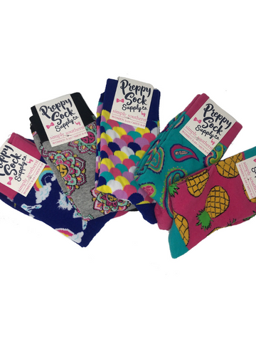 Simply Southern Preppy Socks - Lots of styles!