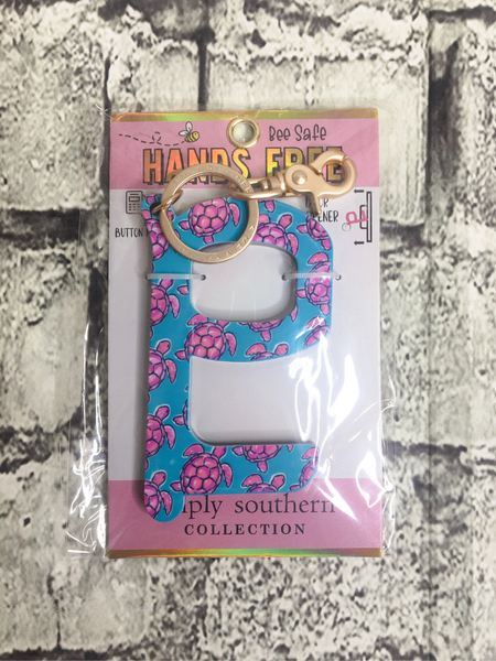 pink and blue turtle print touch tool | shop women's clothing clothes apparel accessories and gifts online or in store at boerne pixie boutique | a favorite of locals and san antonio visitors too