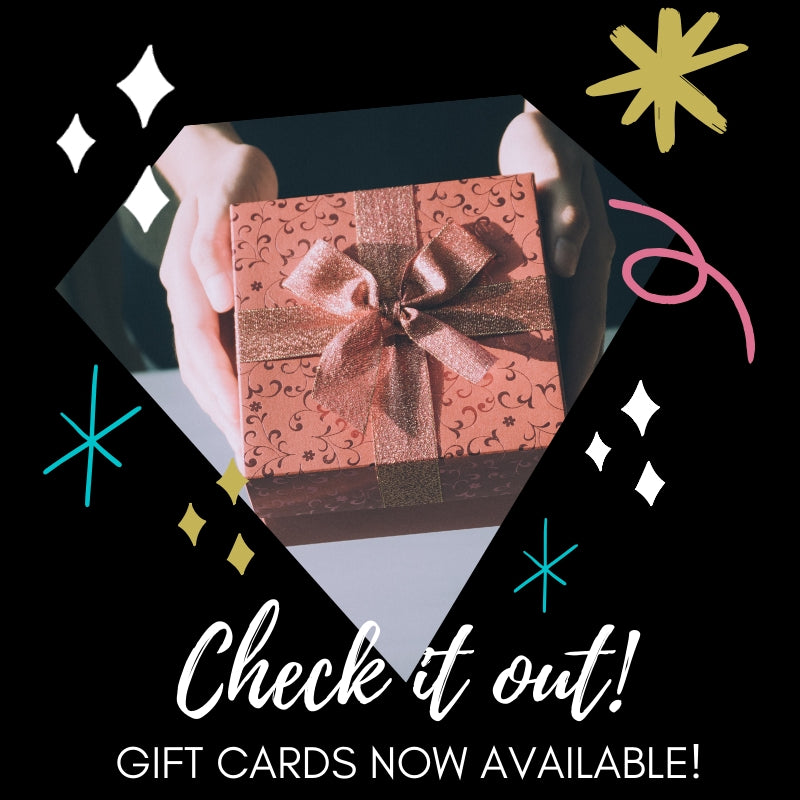 Shop gift cards for women's and girls' clothing and accessories at Pixie boutique Boerne