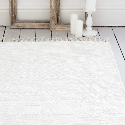 Airá 100% cotton scandi Rug