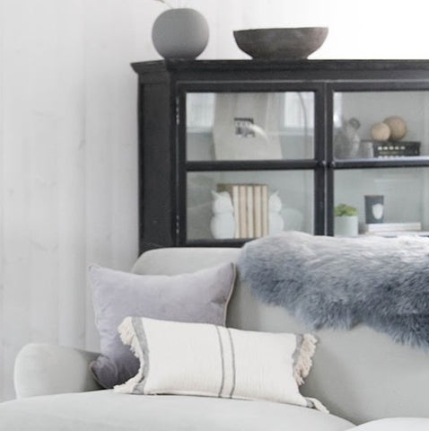 Dove Grey Supersoft Sheepskin
