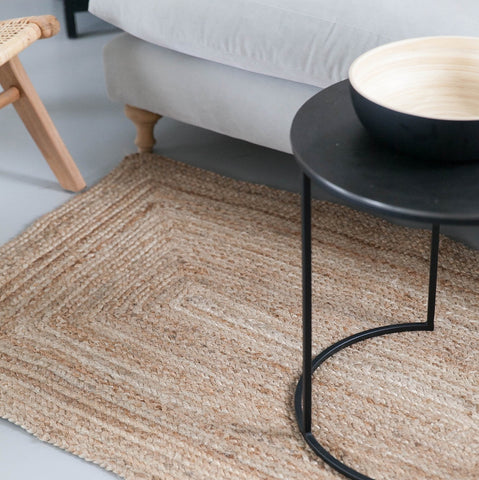 Braided Super Thick Jute Rug
