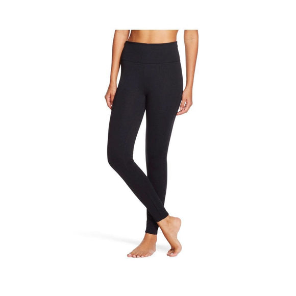 Assets by Spanx FL4915 Ponte Shaping Leggings Size LARGE Black NEW IN PACKAGE - Better Bath and Beauty
