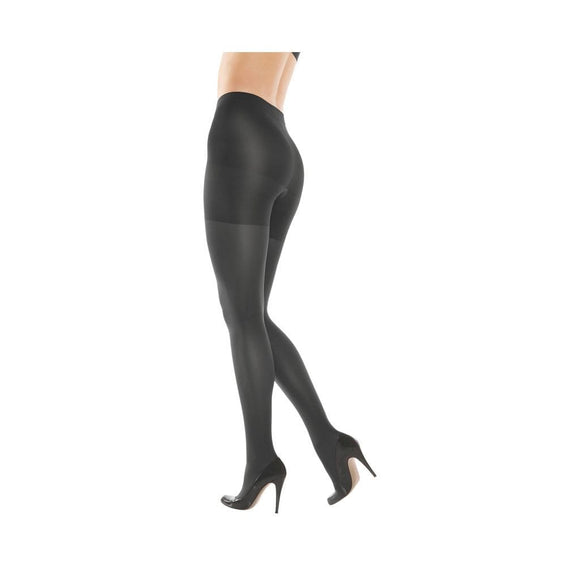 ASSETS by Spanx Original Opaque Shaping Tights Size 3 Black NEW IN PACKAGE - Better Bath and Beauty