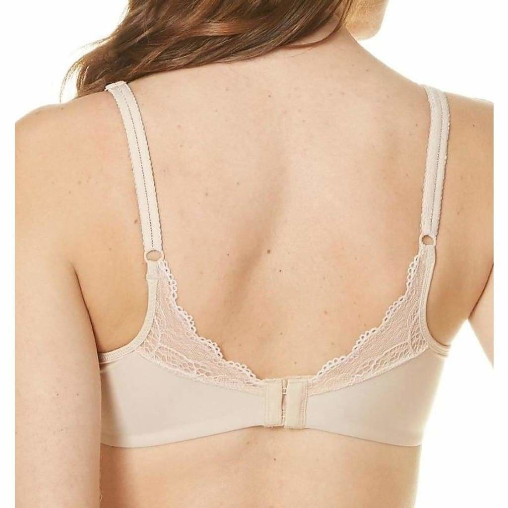 999ed5f626 ... Bali DF1002 Lace Desire Back Smoothing Underwire Bra 42C Nude - Better  Bath and Beauty ...