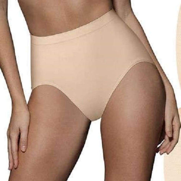 Bali Seamless Ultra Shaping Brief X204 SMALL Nude - Better Bath and Beauty