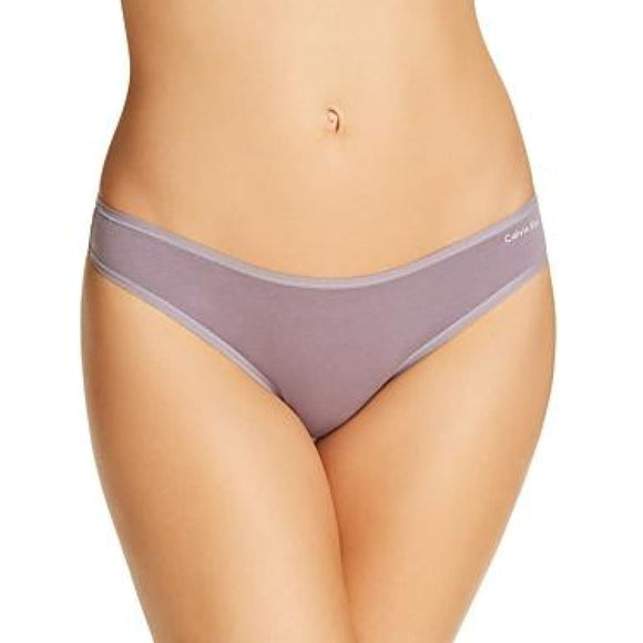 Calvin Klein QD3644 Cotton Form Bikini SIZE MEDIUM Light Purple Mauve NWT - Better Bath and Beauty