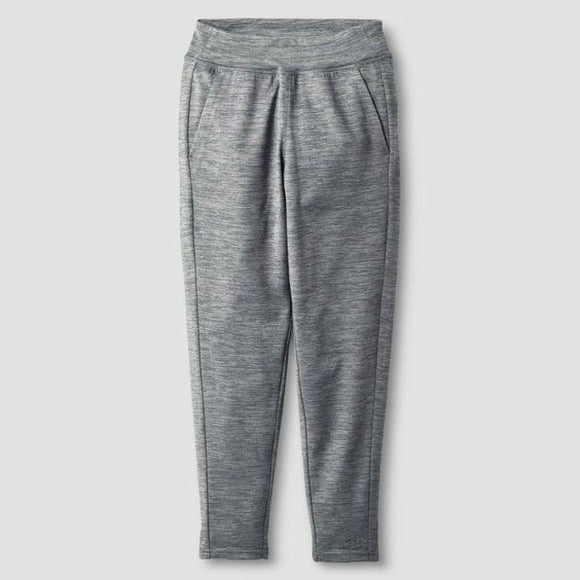 Champion C9 B9052 The Girls' Performance Jogger Pants X-Small (4-5) Gray - Better Bath and Beauty