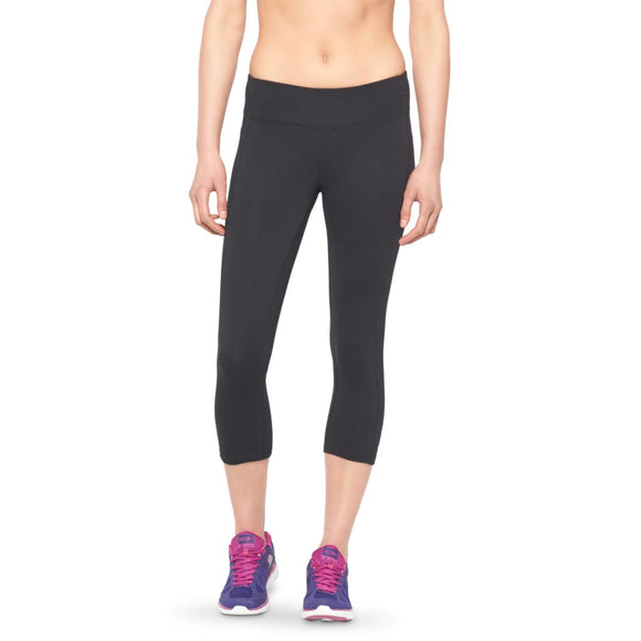 Champion C9 P9887 Women's Freedom Capri Size LARGE Black NWT - Better Bath and Beauty