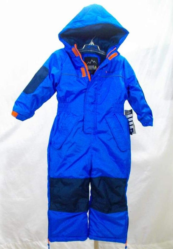iXtreme Outfitters KIDS Water Resistant & Wind Protected Hooded Snow Suit Size 3T Blue NWT - Better Bath and Beauty