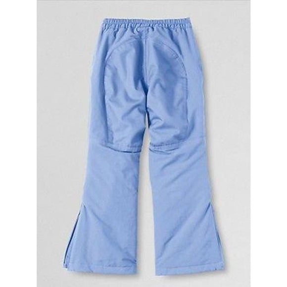 Land's Lands End KIDS GIRLS Waterproof Squall Snow Pants Size 4 Wave Blue 418915 - Better Bath and Beauty