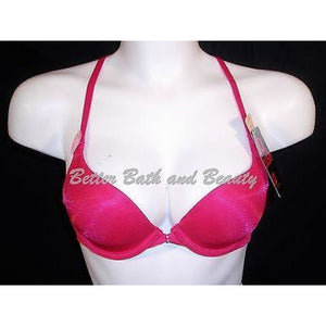Lily Of France 2177100 Your Perfect T-Shirt Underwire Bra 34B Glitzed Pink NWT - Better Bath and Beauty